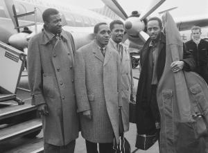 Modern Jazz Quartet, le Feu et la Glace