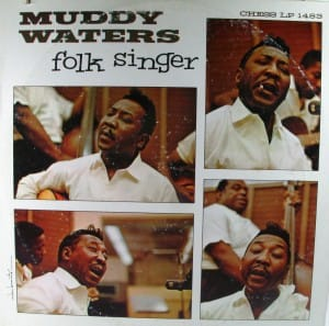 Muddy Waters, The Folk Singer