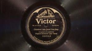 Les 100 ans du premier disque de Jazz