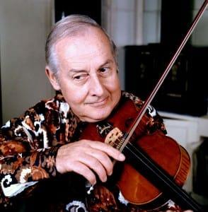 Stéphane Grappelli, le Maestro du Violon Jazz