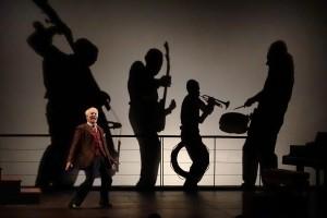 """André Dussollier dans """"Novecento"""""""