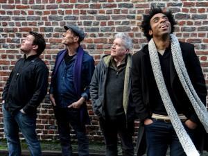 Le nouveau quartet de Francis Lockwood !