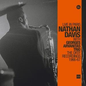 Les sessions oubliées du saxophoniste Nathan Davis