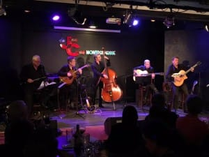 Paris Gadjo Club en direct du Jazz Café Montparnasse