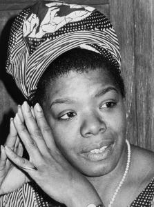 L'âme de Maya Angelou ressuscitée