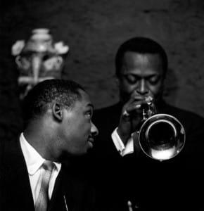 Miles Davis dans l'œil du photographe Jean-Pierre Leloir